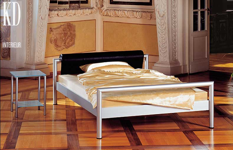 bett sirius 2 mit lehne kd interieur betten. Black Bedroom Furniture Sets. Home Design Ideas